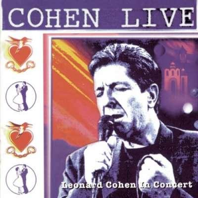 Cohen Live 1994