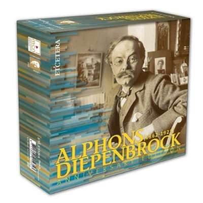 Diepenbrock: Anniversary Edition, Works For Choir A Cappella