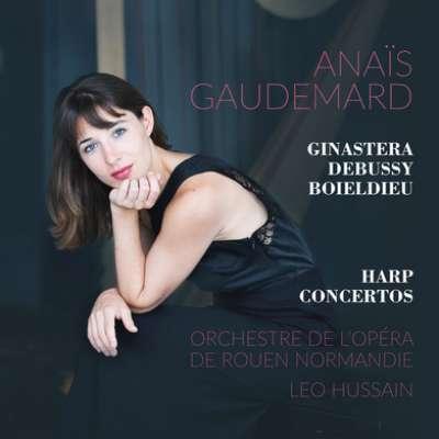 Ginestera, Debussy, Boieldieu