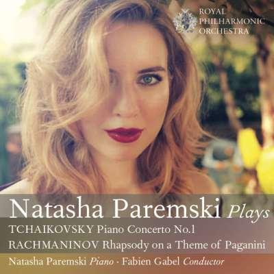 Natasha Paremski Plays Tchaikovsky and Rachmaninov