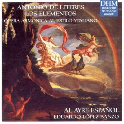 Barroco Espanol, Vol. 4 / Los Elementos / Opera Armonica Al Estilo Ytaliano