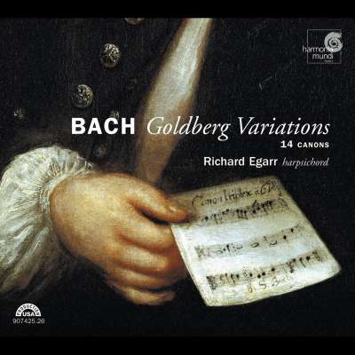 Bach Goldberg Variations 14 Canons