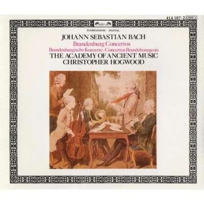 Bach - Brandeburg Concertos