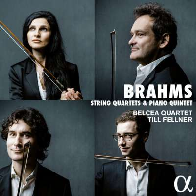Brahms: String Quartets and Piano Quintet