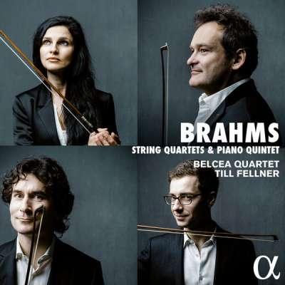 Brahms: String Quartets and Piano Quintet