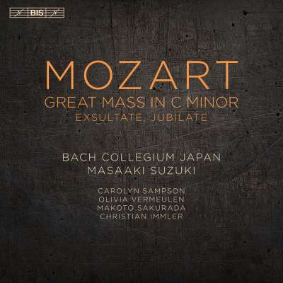 Mozart: Great Mass in C Minor and Exsultate, Jubilate