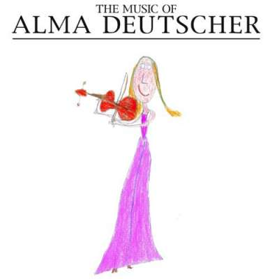 DEUTSCHER: THE MUSIC OF ALMA DEUTSCHER