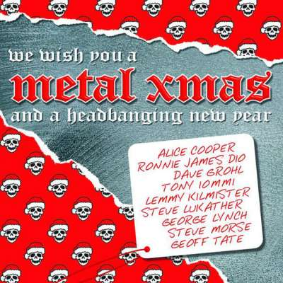 We Wish You a Metal XMas... and a Headbanging New Year!
