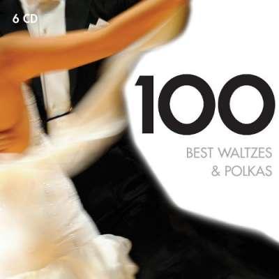 100 BEST WALTZES AND POLKAS