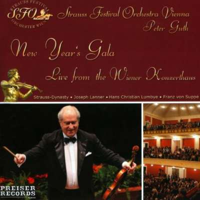 New Year's Gala 2010: Live From The Wiener Konzerthaus