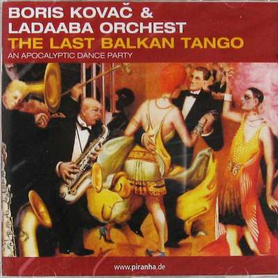 The Last Balkan Tango: An Apocalyptic Dance Party