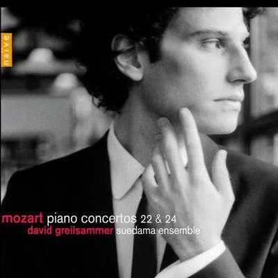Mozart: Piano Concertos No.22 and 24