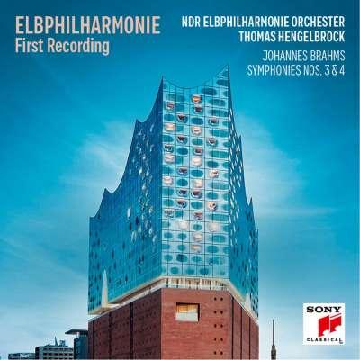 Brahms: Symphonies Nos. 3 and 4