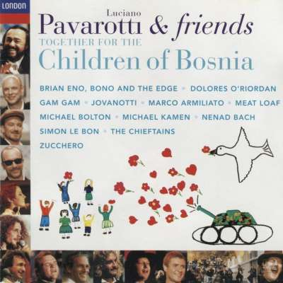 Pavarotti and Friends Together for the Children of Bosnia