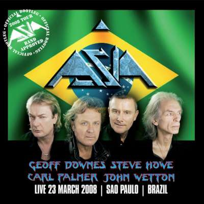 Live 23rd March 2008 In Sao Paulo, Brazil