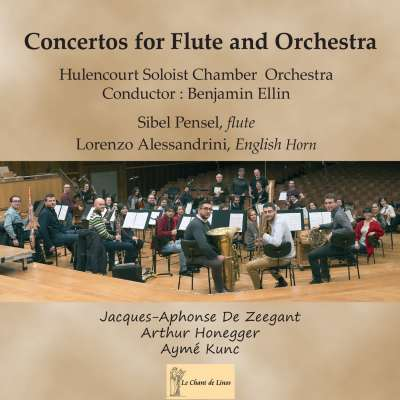 Concertos for Flute and Orchestra