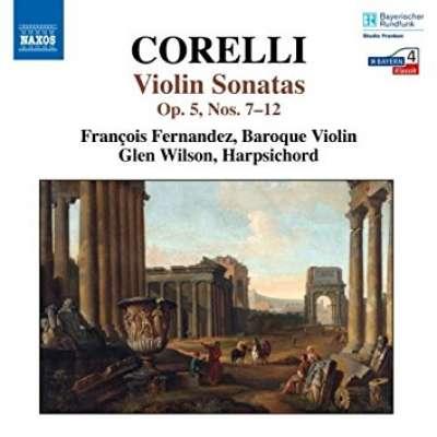 ARCANGELO CORELLI SONATAS OP. 5, NOS. 7-12, LA FOLLIA