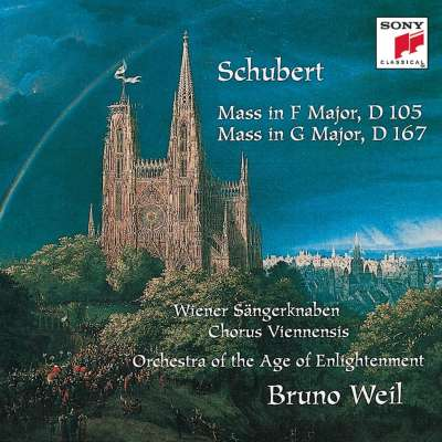 Schubert: Mass In F Major D. 105 and Mass In G Major, D. 167
