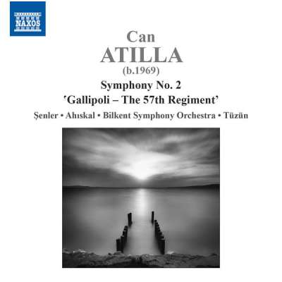Symphony No. 2, Gallipoli - The 57th Regiment (Ahıskal, Şenler, Bilkent Symphony Orchestra, Tüzün)