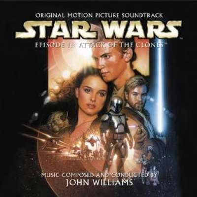 STAR WARS EPISODE 2: ATTACK OF THE CLONES (SOUNDTRACK)