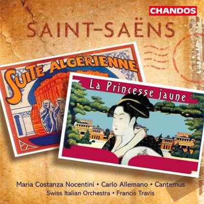 Saint-Saëns: Suite Algerienne - La Princesse Jaune