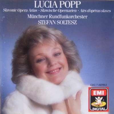 Slavonic Opera Arias