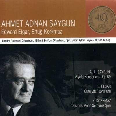 Saygun, Korkmaz, Elgar