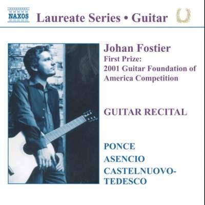 Guitar Recital, Johan Fostier
