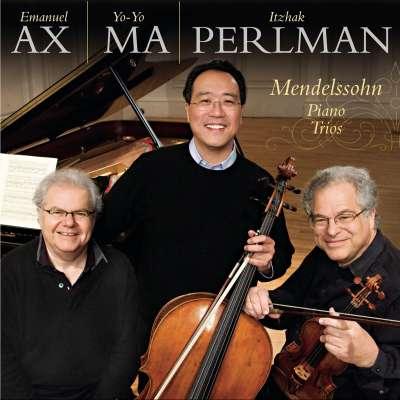 Mendelssohn, Piano Trios