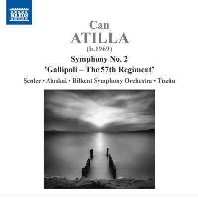 "Can Atilla: Symphony No. 2 in C Minor ""Gallipoli"""