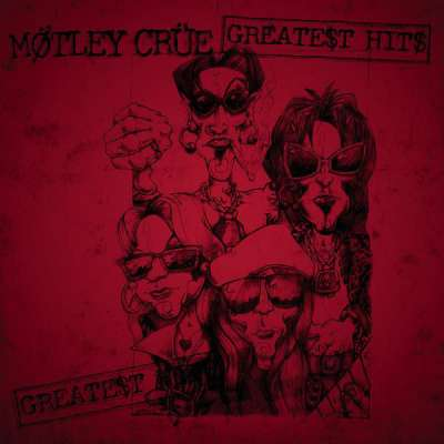 Greatest Hits Mötley Crüe