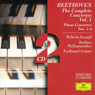 Beethoven: Piano Concertos No.1-4