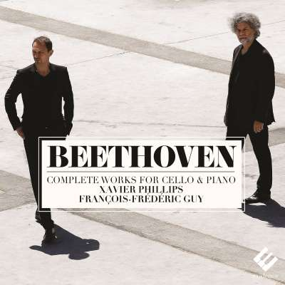 Beethoven: Complete Works for Cello and Piano - François-Frédéric Guy
