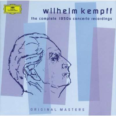 The Complete 1950s Concerto Recordings