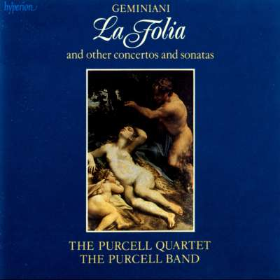 'LA FOLIA' (AFTER CORELLI'S OP.5, NO.12) - THE PURCELL BAND