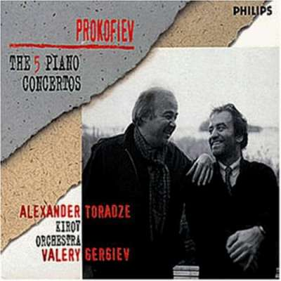 S. PROKOFIEV: PIANO CONCERTO NO.4, OP.53, 2.ANDANTE - ALEXANDER TORADZE, KIROV ORCHESTRA