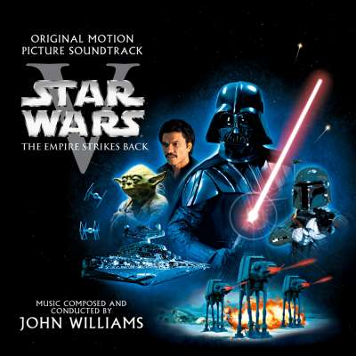 Star Wars: The Empire Strikes Back (Soundtrack)