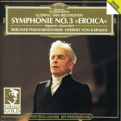 Beethoven: Symphony No.3, Egmont Overture