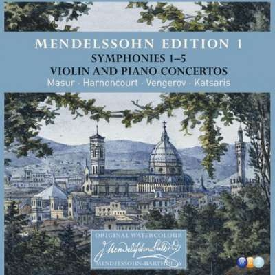 Mendelssohn Edition, Vol. 1: Orchestral Music
