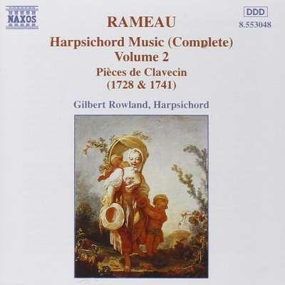 Rameau: Music For Harpsichord, Vol.2