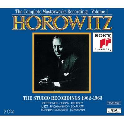 Complete Masterworks Recordings, Vol. 1 - Studio Recordings 1962-63