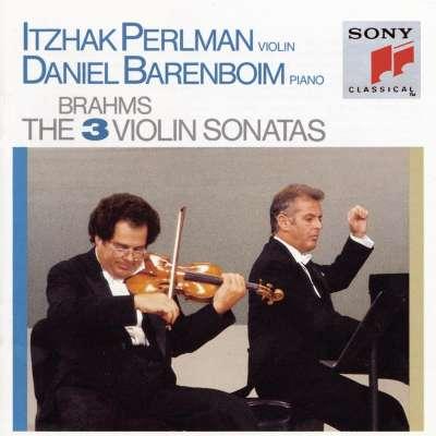 Brahms The 3 Violin Sonatas