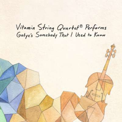 Vitamin String Quartet Performs Gotye's Somebody That I Used To Know - Single
