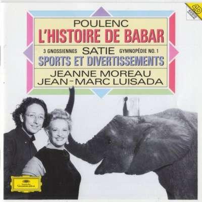 Satie: Piano Works - Poulenc: L'histoire De Babar