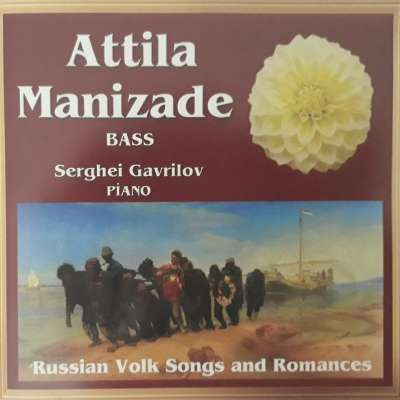 Russian Volk Songs And Romances
