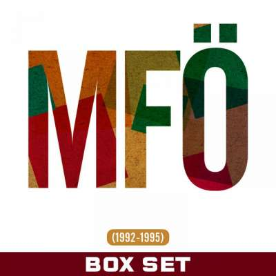 MFÖ Box Set (1992 - 1995)