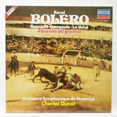 Ravel: Bolero, Rapsodie Espagnole, La Valse, Alborado Del Gracioso