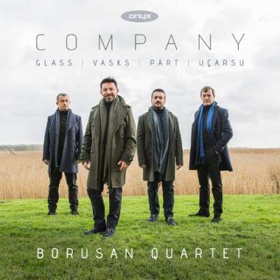 PHİLİP GLASS: STRİNG QUARTET NO. 2 'COMPANY', 1