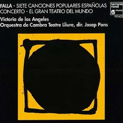 Siete Canciones Populares Españolas - Concerto - El Gran Teatro del Mundo