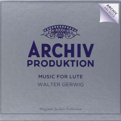 ARCHİV MUSİC FOR LUTE